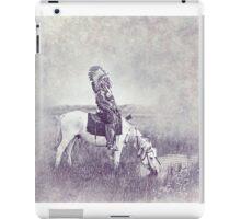 Indian Chief 7 iPad Case/Skin