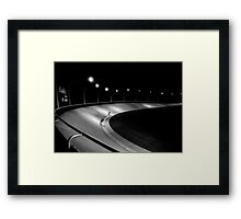 concrete_only 06 Framed Print