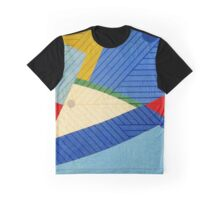 Fish Lines Graphic T-Shirt