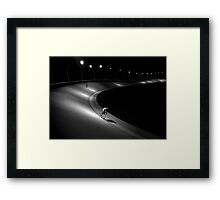 concrete_only 01 Framed Print
