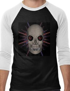 SPACE PIRATE Men's Baseball ¾ T-Shirt