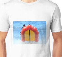 A long way down Unisex T-Shirt