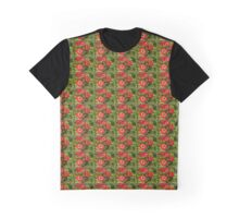 Popping Poppies Graphic T-Shirt