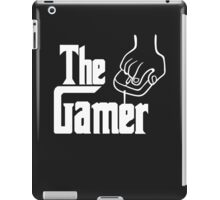 The Gamer Godfather T Shirt iPad Case/Skin