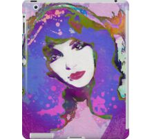 Painted Kate iPad Case/Skin