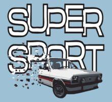 Ford Fiesta Supersport One Piece - Short Sleeve
