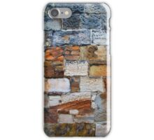 Motley Wall 2 iPhone Case/Skin