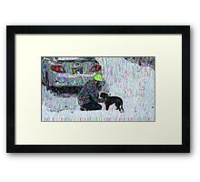 16 00887 0 x old master Framed Print