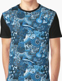 Grafidoodle Pattern II Graphic T-Shirt
