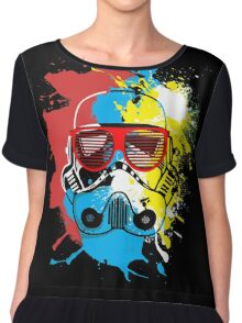 Party Trooper Chiffon Top