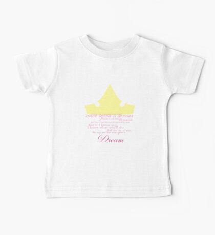 Once Upon A Dream Baby Tee