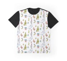 The world of Dr. Seuss Graphic T-Shirt