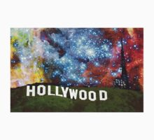Hollywood 2 - Home Of The Stars By Sharon Cummings Kids Tee