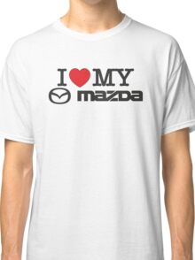 I love my MAZDA JDM japan car lover Classic T-Shirt