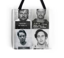 Serial Killers Mugshot  Tote Bag