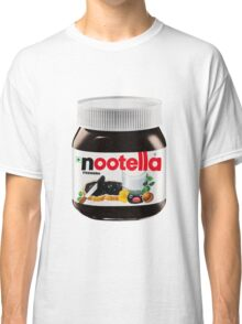 pingu nutella, nootella  Classic T-Shirt