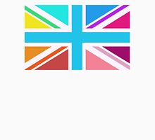 Union Jack/Flag Design Multicoloured Unisex T-Shirt