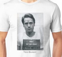 Ted Bundy Mugshot Unisex T-Shirt