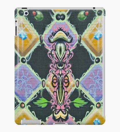 Color Wall iPad Case/Skin