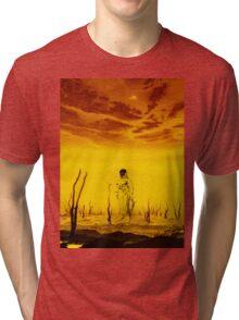 Astronaut Tri-blend T-Shirt