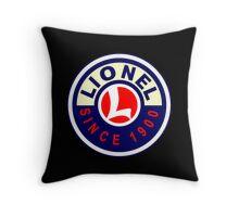 Lionel Model Trains vintage Throw Pillow