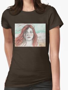 Sea breeze Womens Fitted T-Shirt