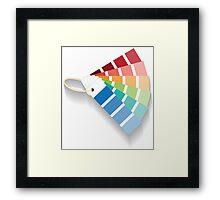 PANTONE Color Framed Print
