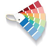 PANTONE Color Photographic Print