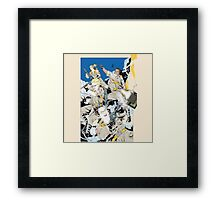 The new Ghostbusters Framed Print