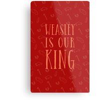 ron weasley Metal Print
