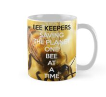 BEEKEEPERS SAVING THE PLANET ONE BEE AT A TIME Mug