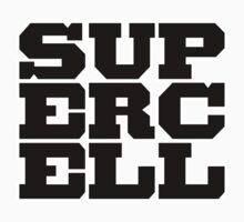 Supercell Baby Tee