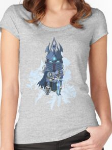 Lich King Women's Fitted Scoop T-Shirt