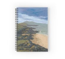 Isle of Lewis, Outer Hebrides Spiral Notebook