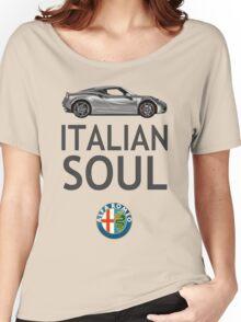 Italian Soul (minus ARoB logo) Women's Relaxed Fit T-Shirt