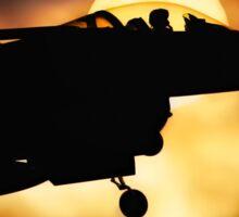 World Of Aviation - F16 Fighting Falcon Sticker