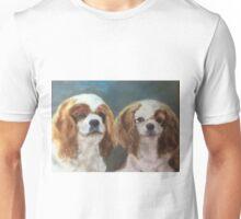 Cavalier King Charles spaniels  Unisex T-Shirt