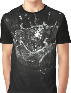 Rain drop Graphic T-Shirt