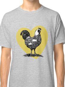 Chicken Love Classic T-Shirt
