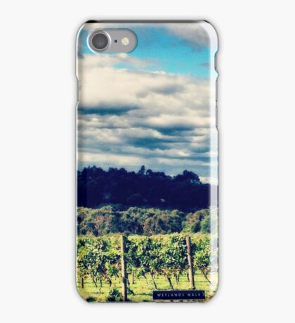 Where's the wine! iPhone Case/Skin