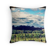 Where's the wine! Throw Pillow