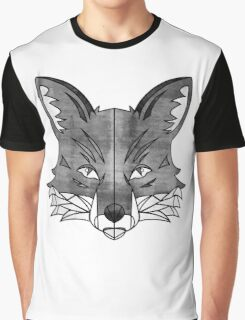 Fox (texture) Graphic T-Shirt