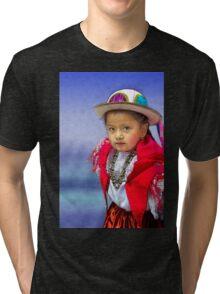 Cuenca Kids 764 Tri-blend T-Shirt