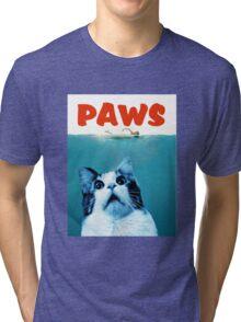 PAWS Tri-blend T-Shirt