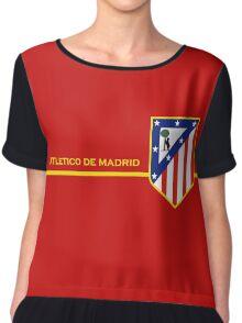 Atletico de Madrid Chiffon Top