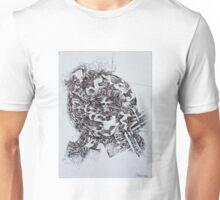 Unravelling Geometrics Unisex T-Shirt