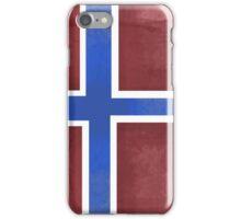 Norway Beer Flag iPhone Case/Skin