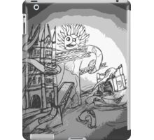 Troctopus goes to London iPad Case/Skin