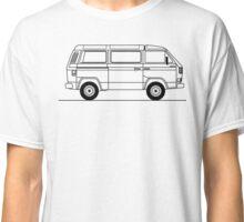 Type 25 or T3 Westfalia Syncro Classic T-Shirt