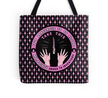Mr. Pointy Added to Inventory Tote Bag